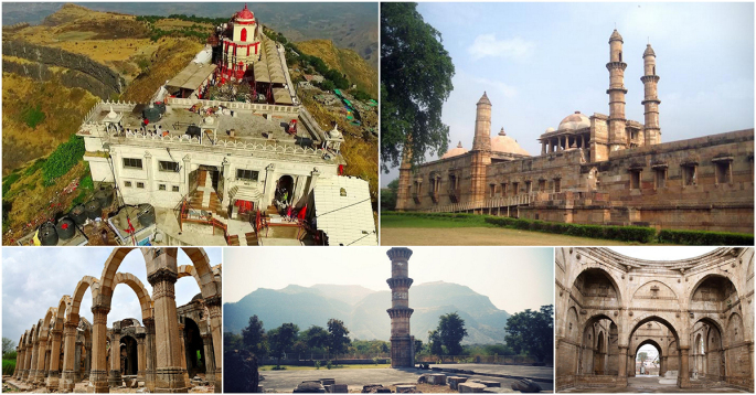 places-to-visit-near-vadodara-pavagadg-jama-masjid-champaner