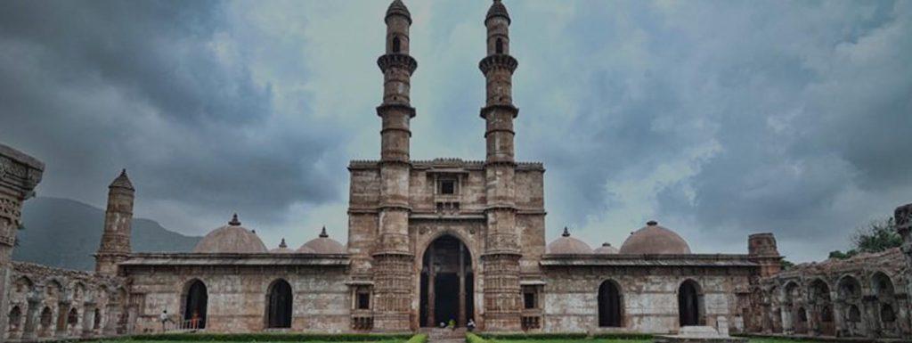 Jama-Masjid-Mosque-Champaner