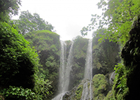 Hathni Mata Waterfall-Champaner-Vadodara