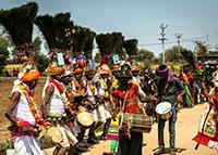 Kavant Tribal Fair-Champaner-Vadodara