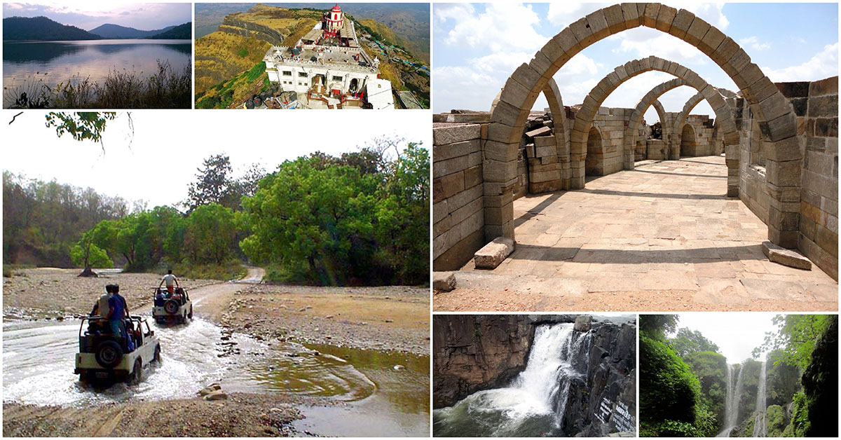 Places to Explore near Champaner Heritage Resort