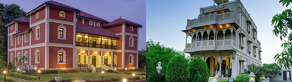 The Havelis Champaner House & Bhamaria House-Champaner Heritage Resort