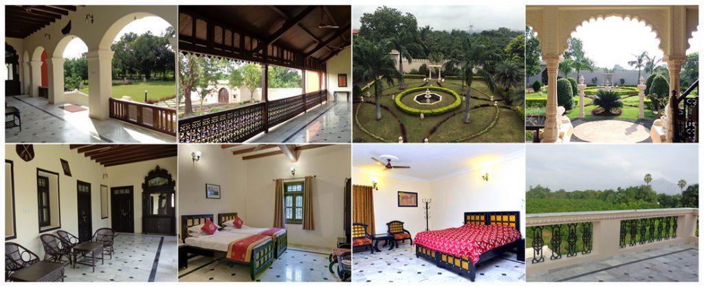 Champaner House and Bhamaria House Amenities